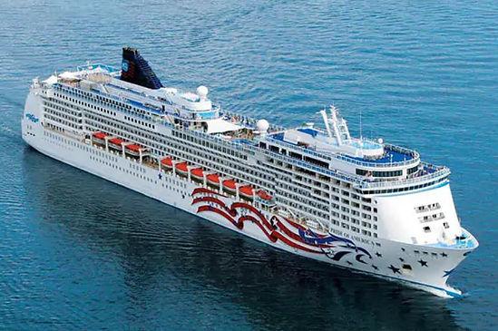 Norwegian Cruise Line Heavenly Hawaiian Islands