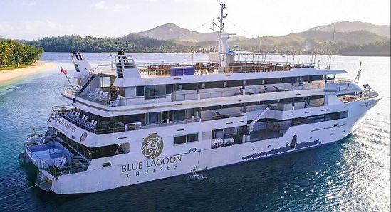 Blue Lagoon Cruises Blue Lagoons of Fiji