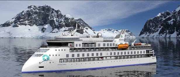 Aurora Expeditions Antarctica 2022 - 23