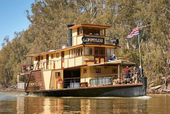Murray River Paddle Steamers New 4 Night Cruise