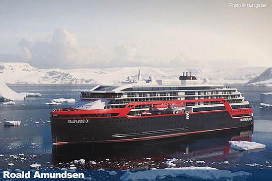 Hurtigruten New Year Global Expedition Sale