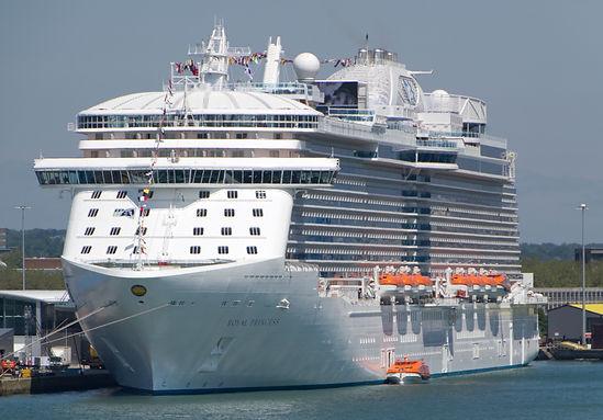 Princess Royal Singapore to Sydney
