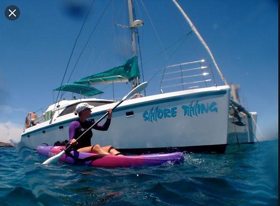 Sail Ningaloo Last Minute Availability