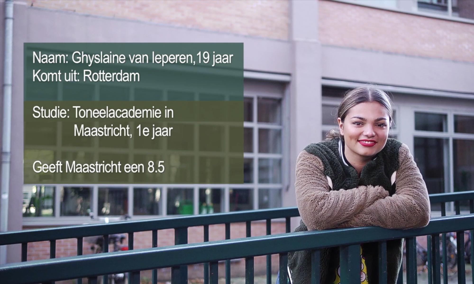 Maastricht, studentenstad..of niet?
