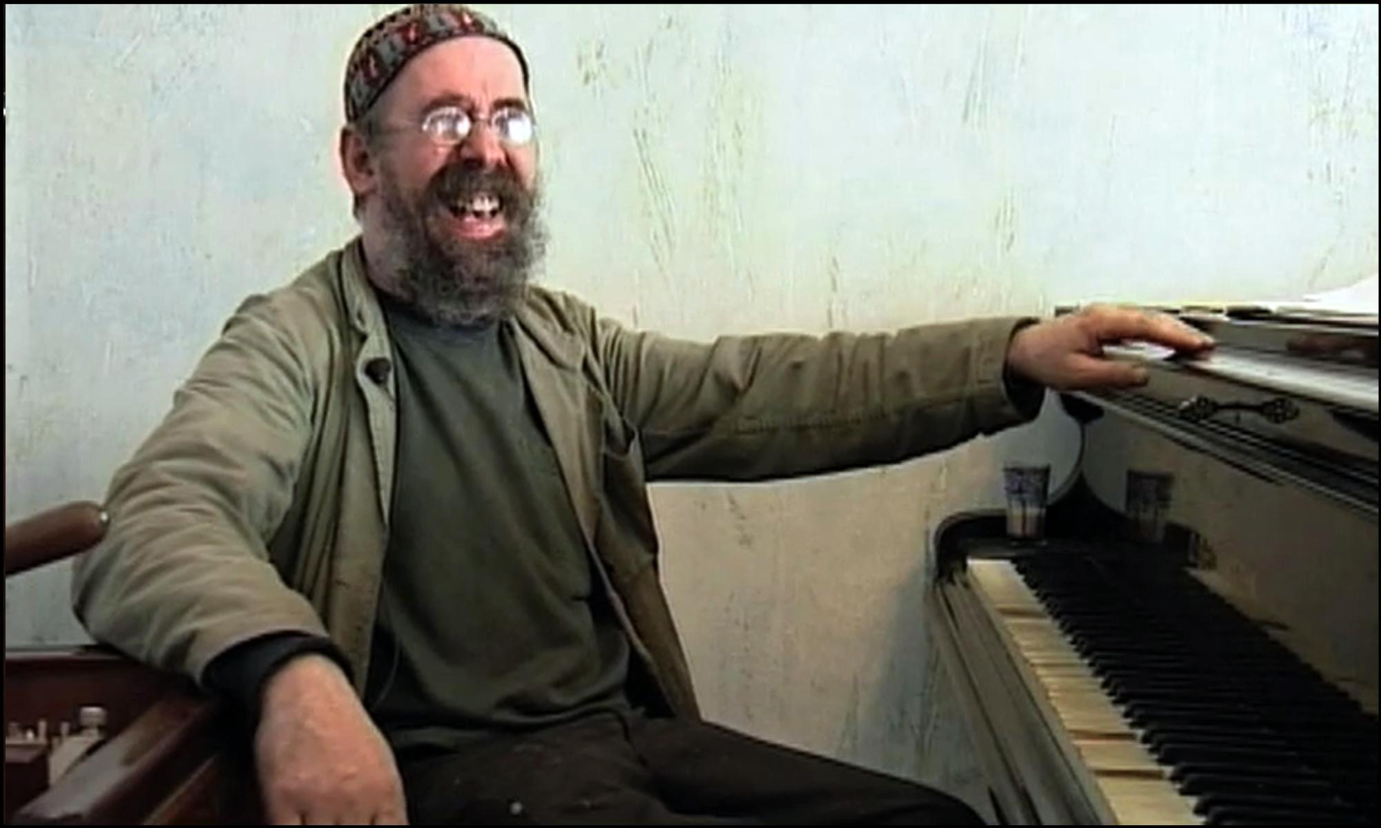 Zwerfkeien (1997), Jesse de Haas