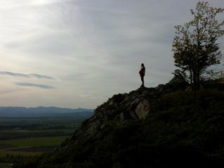 El octavo mes: La cima es la mitad del camino