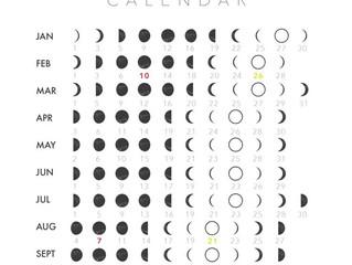 ¿Cómo contar tus nueve lunas?