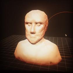 Neptune (3D Sculpt)