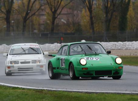 Trofeo Anchise Bartoli - 2 Ore Auto Storiche - Circuito di Magione (Perugia)