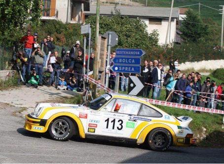 RALLY DUE VALLI, CAMPIONATO ITALIANO AUTOSTORICHE