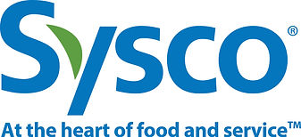 Sysco Logo - At the heart - Stacked - Co