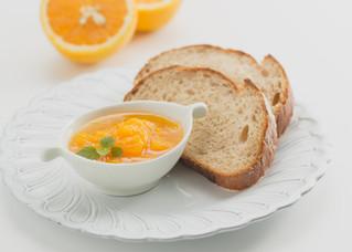 FarmaTableが伝えるおいしいレシピ【簡単オレンジジャム】