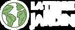 Pirlot La terre est un jardin logo_white