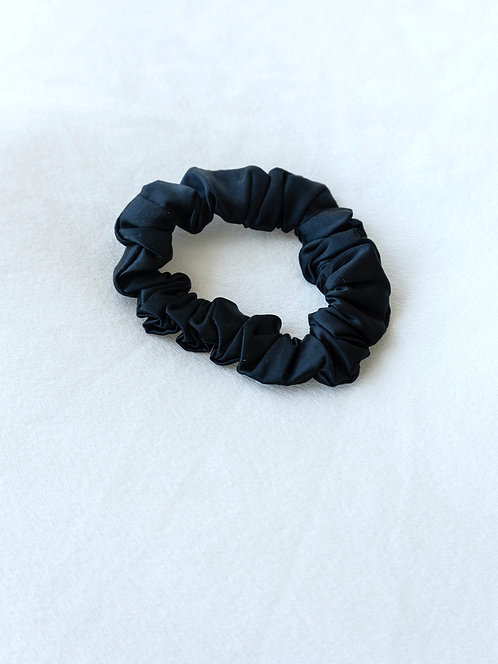 Midi Scrunchie - Black