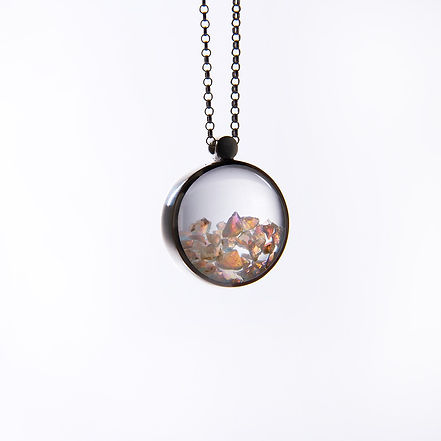 Large+Microscope+Necklace+by+Claire+Broo