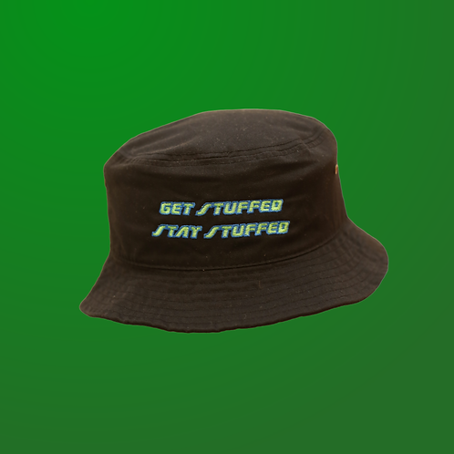 GET STUFFED BUCKET HAT