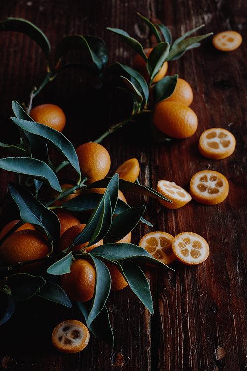 Kumquat + Cranberry Relish