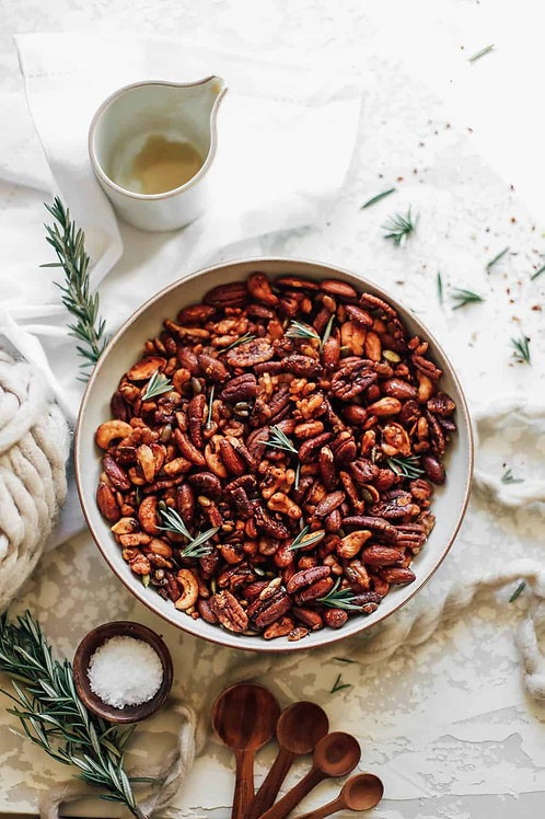 Spiced Seed + Nut Mix