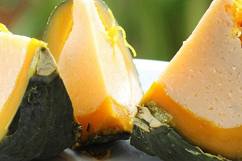 Thai Steamed Whole Pumpkin Custard