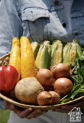 採用有機蔬菜宅配餐