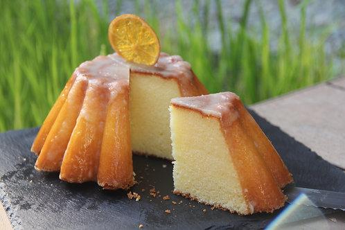 富士山初春柑橘米蛋糕