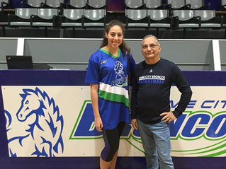 ERIKA LIVERMORE SIGNED BY Broadmeadows Basketball (Australia) until September
