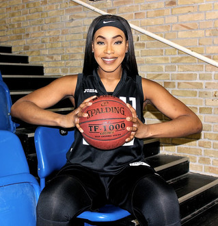 ASHLEY EZEH NUEVA JUGADORA DEL CLUB BALONCESTO LEGANES