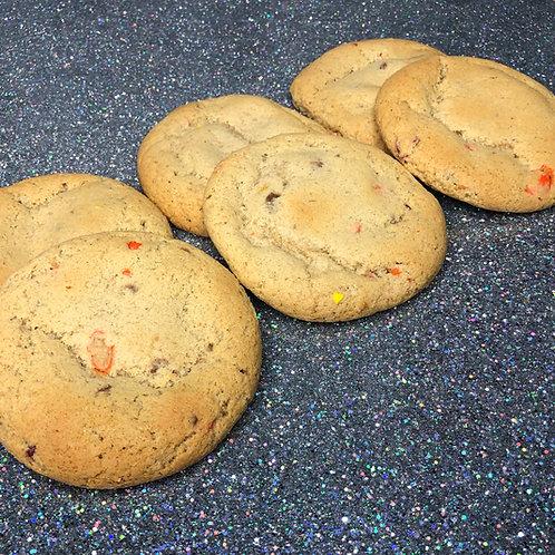 "Peanut Butter ""The Acostas"" 6-Pack (12 cookies)"