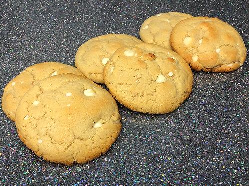 """White Chocolate Lemon """"The Palladino"""" 6-Pack (12 cookies)"""