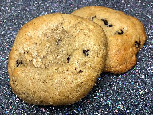 "Oatmeal Raisin ""The Judge"" 1-Pack (2 cookies)"