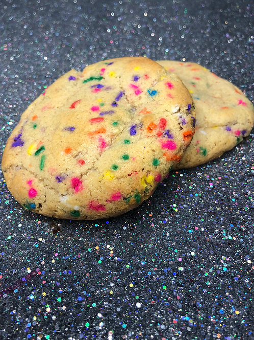 """Funfetti """"The Cienne"""" 1-Pack (2 cookies)"""