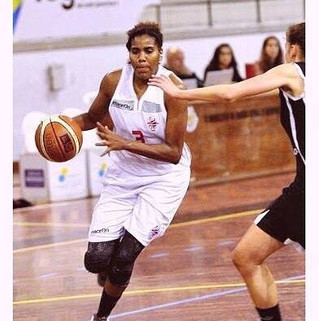Rosie Rosario second classified in the championship of Portugal