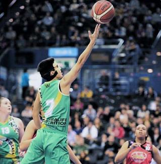 Joana Ferreira jugará en ADBA la próxima temporada