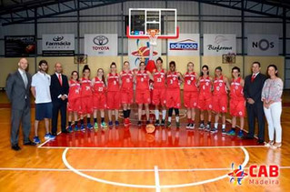 Rosie Rosario will play the Final Four of the Portugal League with CAB Madeira
