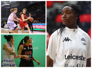 Leicester Riders ranked second at the end of the regular season