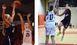 María Espin & Annie Armstrong signed by CB Legates for Season 2016 / 17