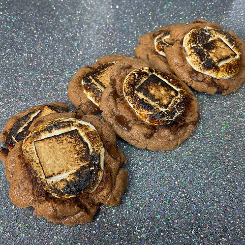 """S'mores """"The B. Duffey"""" 6-Pack (12 cookies)"""