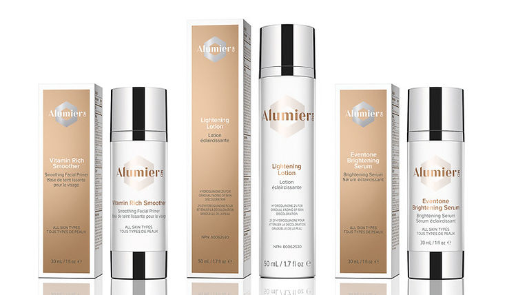 Alumier MD Skin Care Products