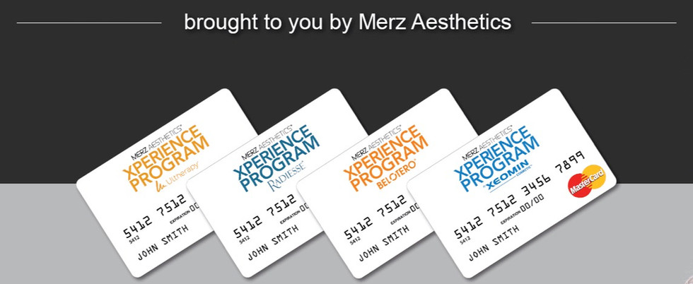 Merz Xperience Rewards Program