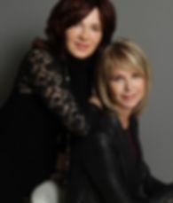 Roseanne Parke and Dr Caroline Turek