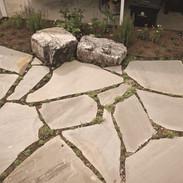 TN Grey Stone Patio