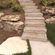 TN Grey Stone Steps