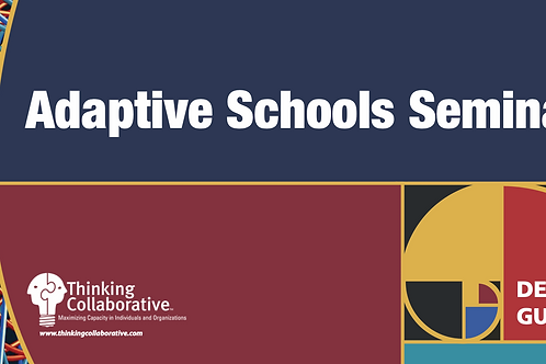 Adaptive Schools Desktop Guide