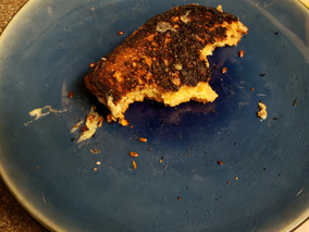 That Burnt Grilled Cheese
