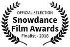OFFICIAL SELECTION - Snowdance Film Awar