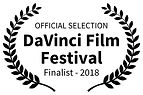 OFFICIAL SELECTION - DaVinci Film Festiv