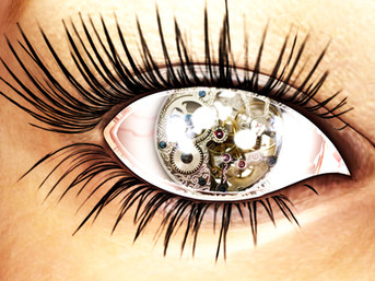The Robot's Eye:  A Huntington's Disease Story
