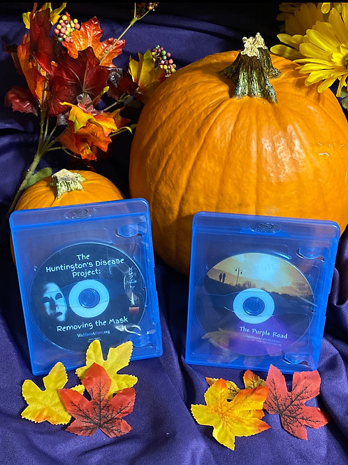 The Purple Road & The Huntington's Disease Project: (USA Only Blu-ray Set)