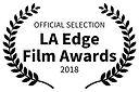 OFFICIAL SELECTION - LA Edge Film Awards