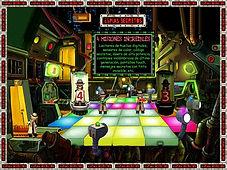 Juegos  en pantalla Gigante, total black-out, preguntados, tattoo, fiesta de la nieve, 3d, disco fluo, minuto para ganar 3, nintendo wii, karaoke, cantobar, pictionary virtual, robot de led, laser show, total black out, avatar interactivo